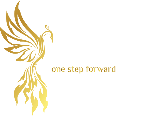 Logo blanc The Nxt Stp